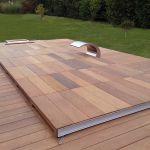 Couverture Terrasse Bois Quelles solutions Pour Couvrir Votre Piscine En Hiver