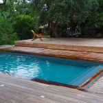 Couverture Terrasse Bois Terrasse Mobile Pour Piscine Terrasse Amovible Pour