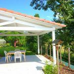 Couvrir Une Terrasse En Dur Construire Terrasse Couverte Maison