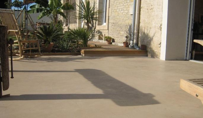 Terrasse beton recouvrir Nos Conseils