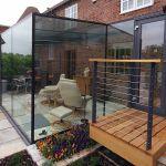 Couvrir Une Terrasse En Dur Veranda Tuttovetro Glass Box Cantifix Architectural