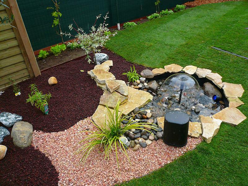 Création De Jardin Concept
