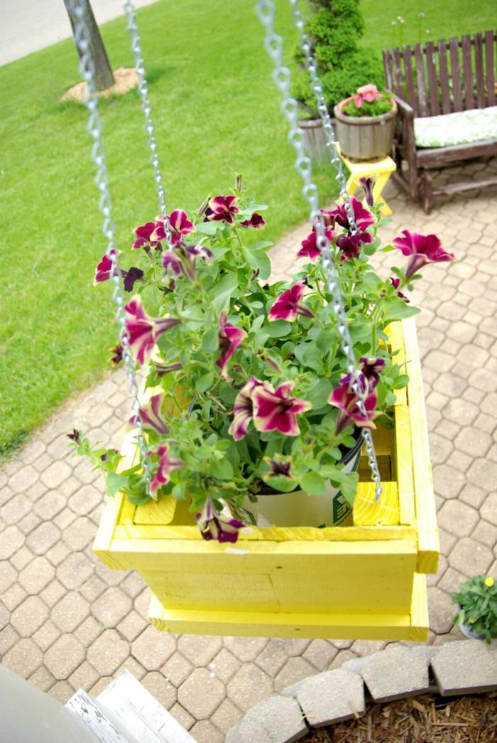1001 tutoriels et idées pour fabriquer une jardinière en
