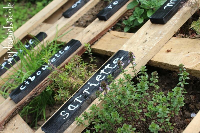 Créer Des Bacs De Jardin Avec Des Palettes Concevoir son Jardin Choisir Les Matériaux Partie 1 – L