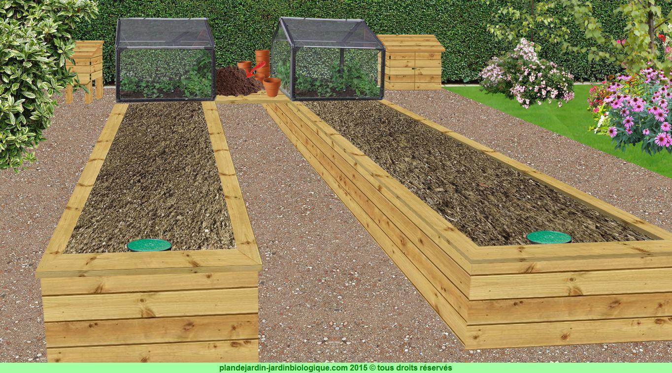 Créer un jardin pour personne handicapée