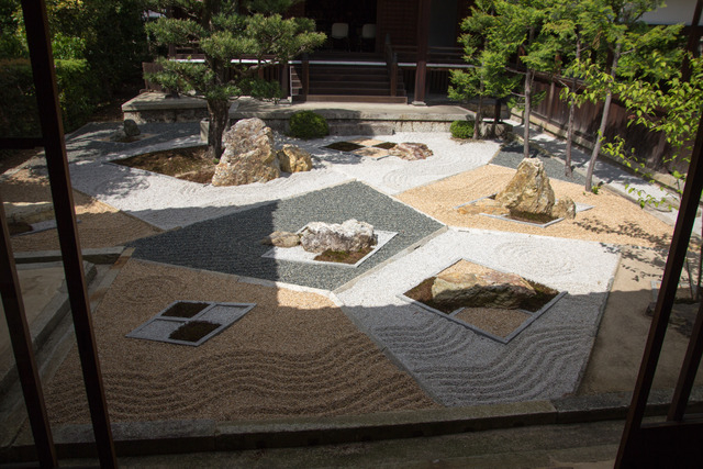 Créer Un Jardin Zen Concept