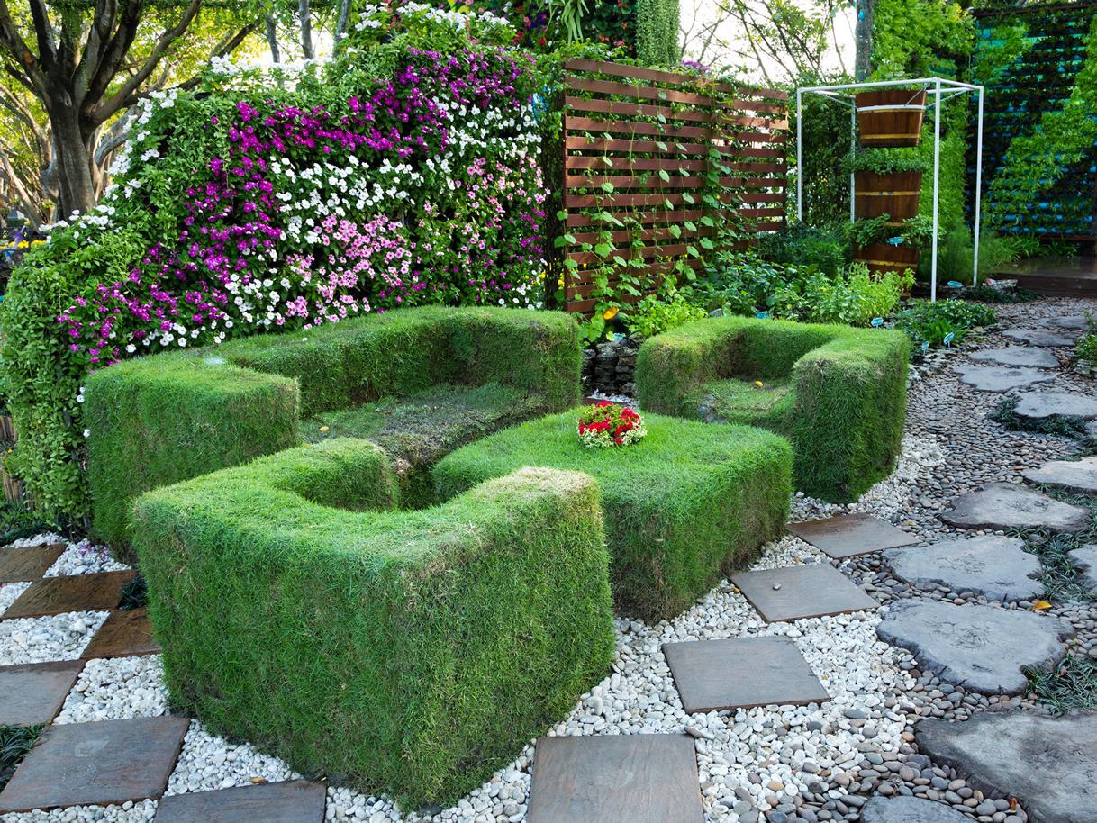 Aménagement jardin Tunisie Entretien et Création jardins
