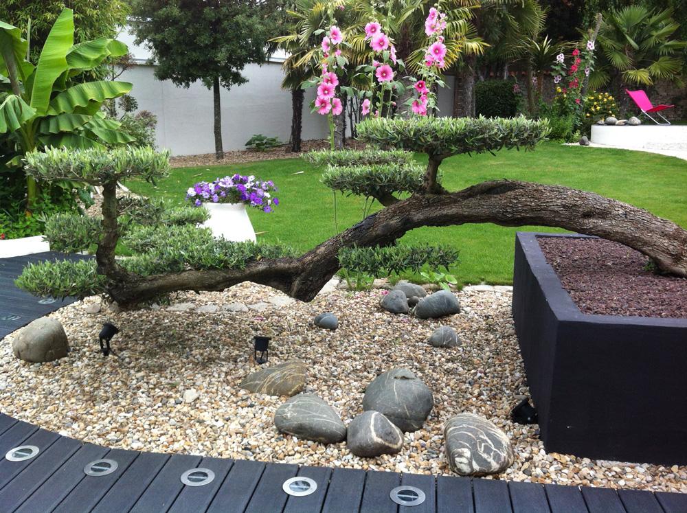 Aménagement paysager Charente Maritime création de jardin