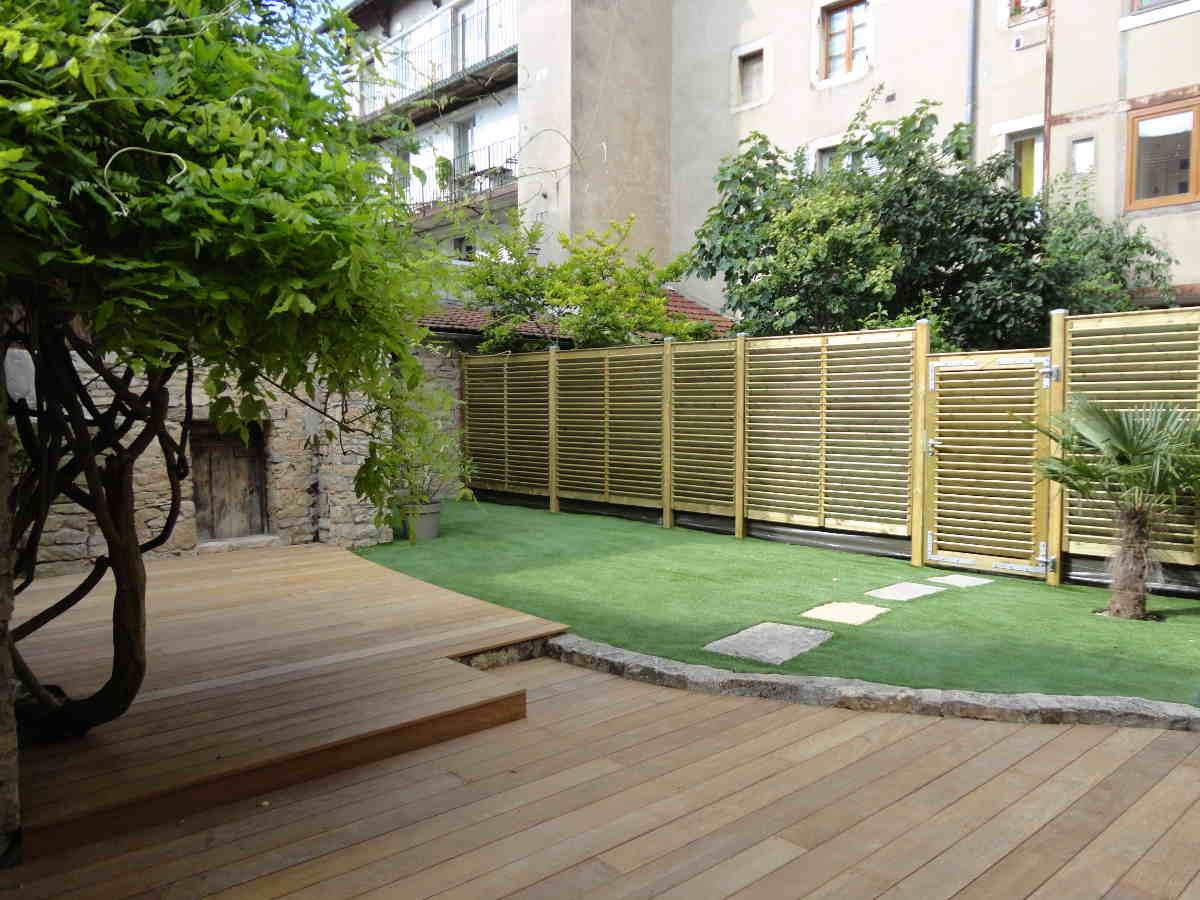 Création d espaces verts aménagement C Déco Paysagiste