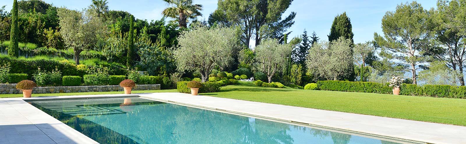 Création de jardins Aménagement paysager