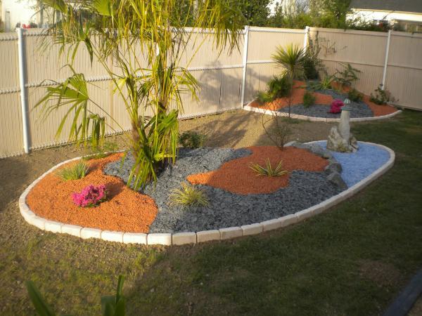 Création de jardins et d'espaces verts à Pornichet La