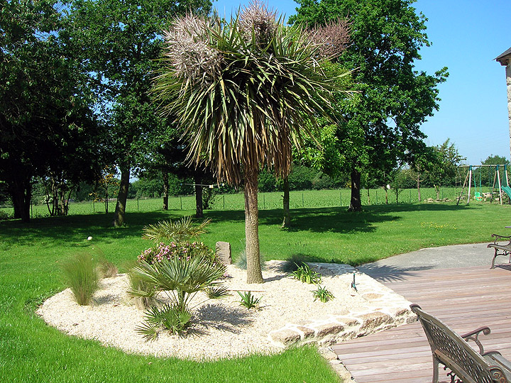 Paysagiste Lamballe Creation Jardin Parc Espaces Verts