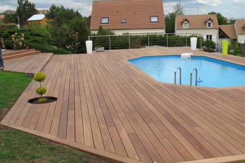 Guide plet pour créer une terrasse en bois autour d une