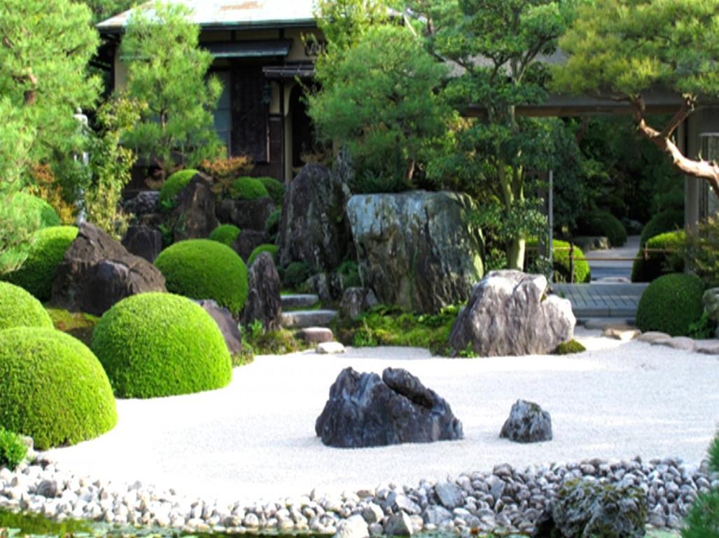 Decoration Jardin Zen Exterieur