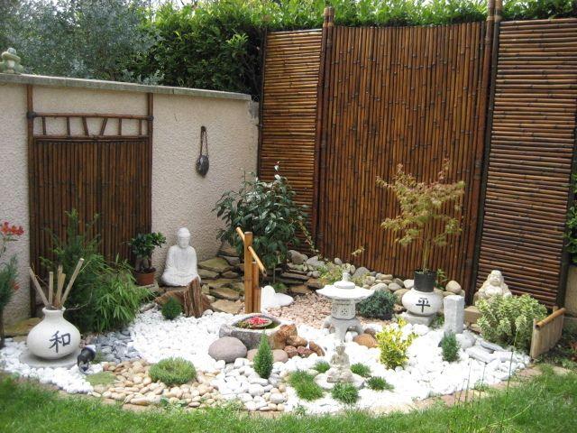 Pinterest Deco Jardin Zen