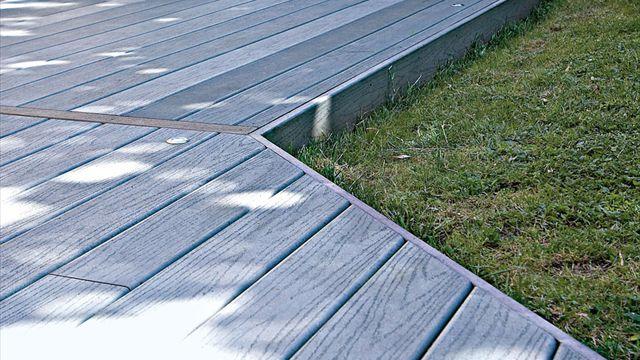 Dalle Composite Terrasse Dalles En Bois Posite Dalle Terrasses Bois