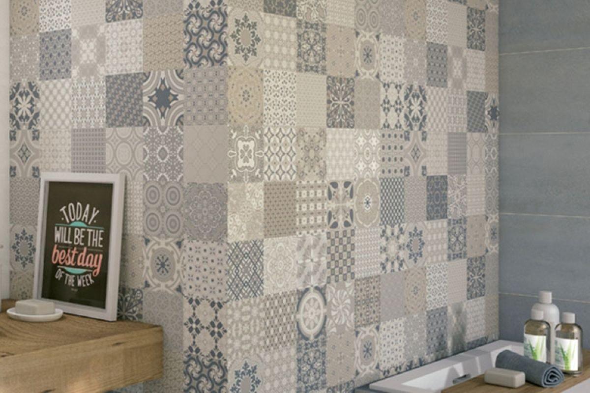 Dalle Pvc Carreau Ciment – Inspiration de décoration