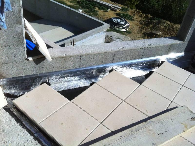Étanchéité de votre toiture terrasse et balcon ADA