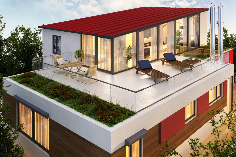 Etanchéité extérieure renforcée toitures balcons et