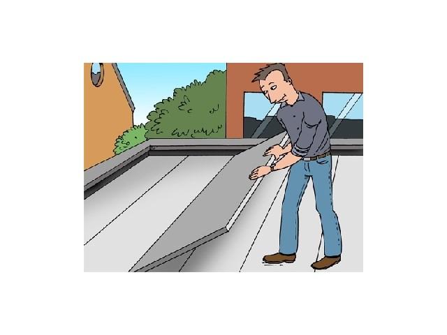 Isoler une toiture plate de l'extérieur Rénover