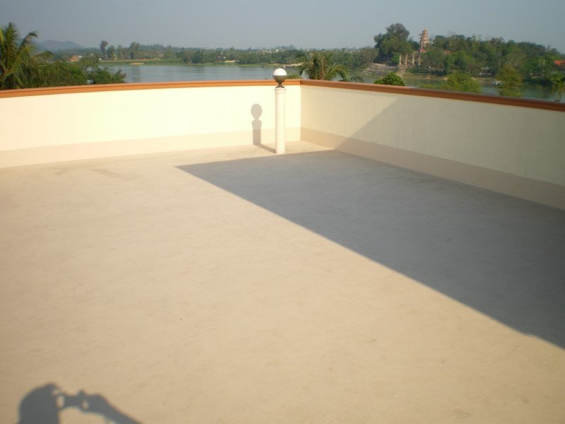 Solutions pour l étanchéité des terrasses des toits