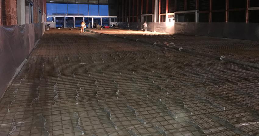 Dalle beton ASB Beton Rennes 35