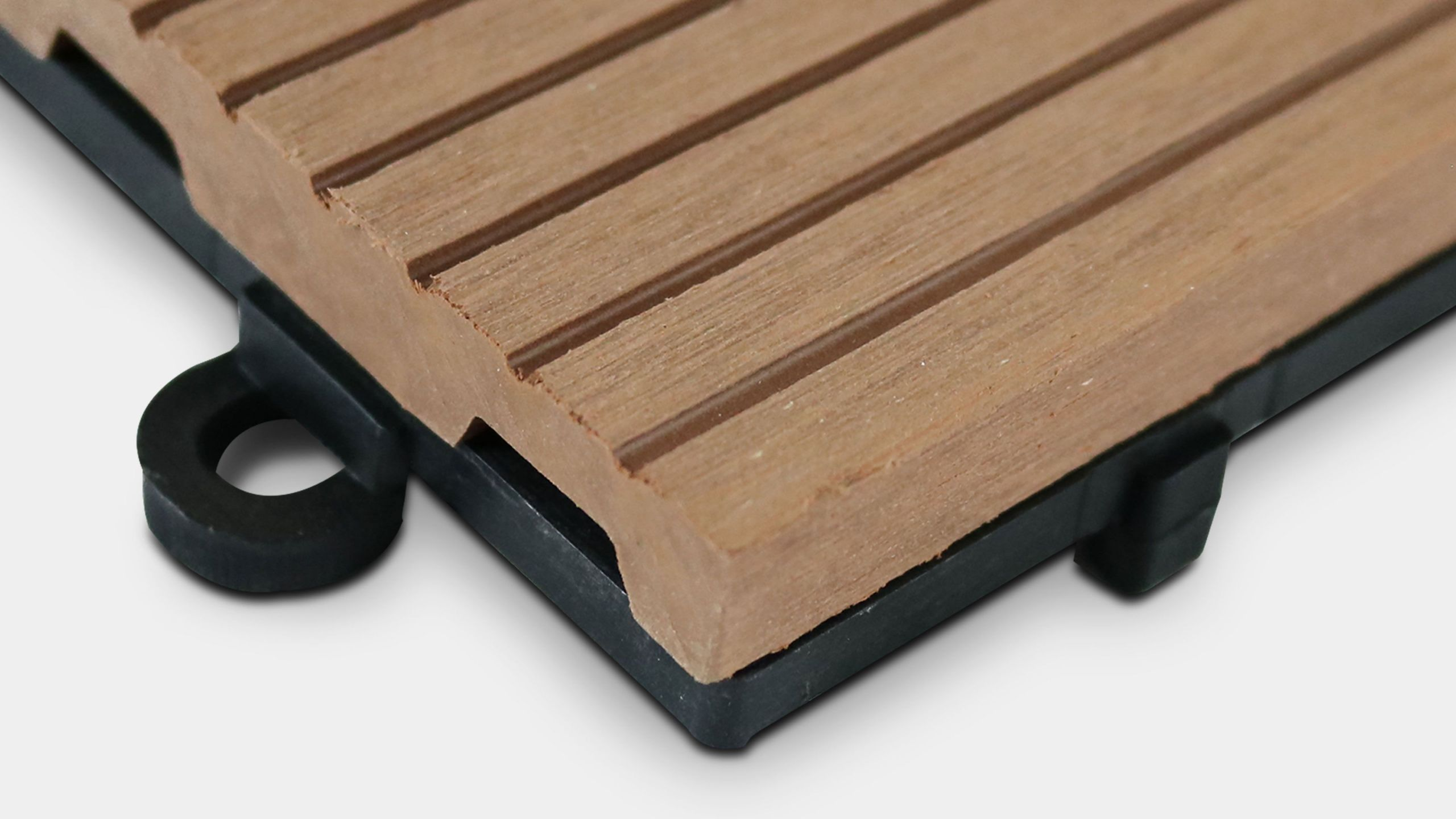 Dalle terrasse clipsable bois posite