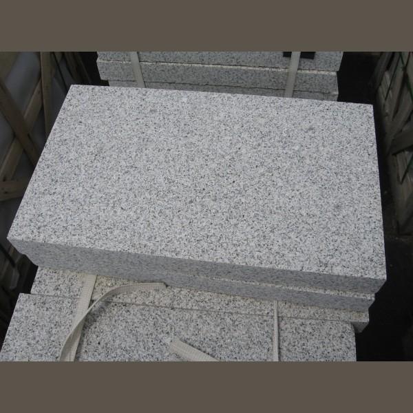 Dalle granit gris clair 50x30x5 5cm Dallage ARTS