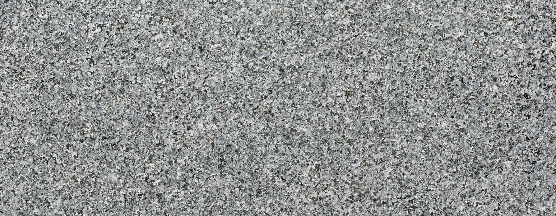 Dalle pierre granit gris foncé lisse Tibet Dark Grey