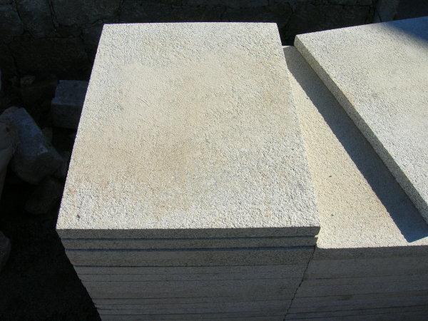 Dalles de granit du Portugal