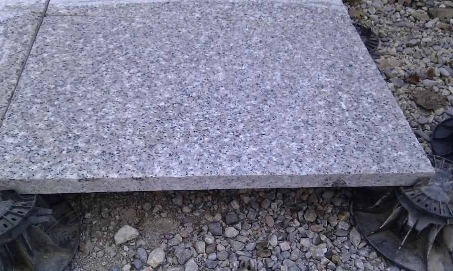 Troc Echange 106 Dalles en granit d Italie plots