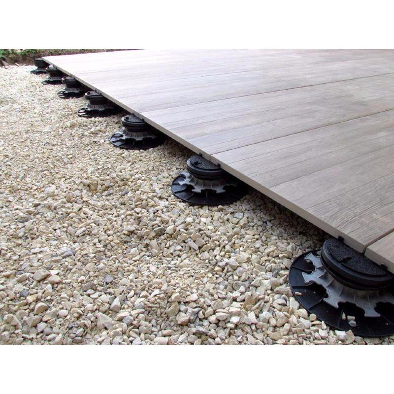 dalle sur plot terrasse autonivelant 95 155 mm