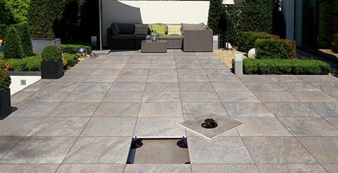 Réalisez le sol de votre terrasse très facilement avec les