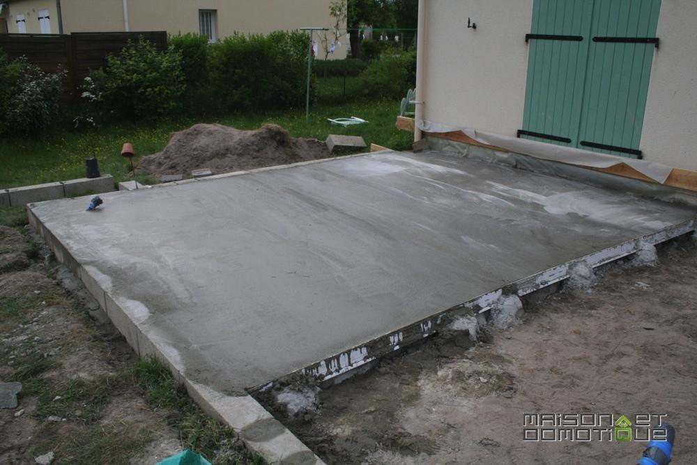 Epaisseur Dalle Beton Maison Frais isolation Du Plancher