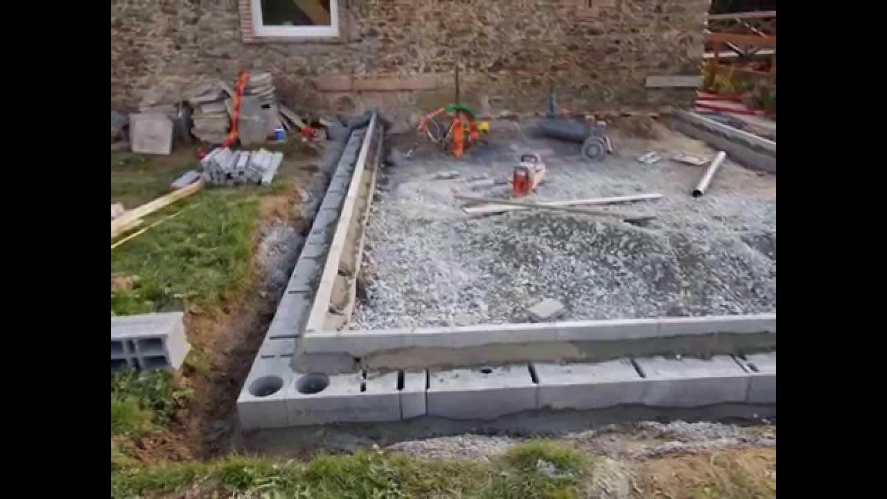 Terrasse En Beton Couler Une Dalle B ton