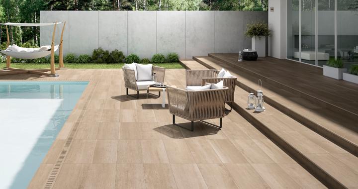 Carrelage Terrasse Aspect Bois Finest Ideas About