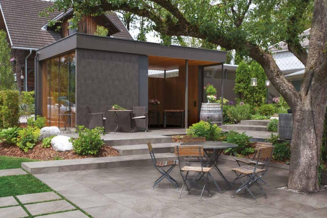 Dalles Pour Terrasse 11 Choix De Terrasses Pour Vous Ac Pagner Au Jardin