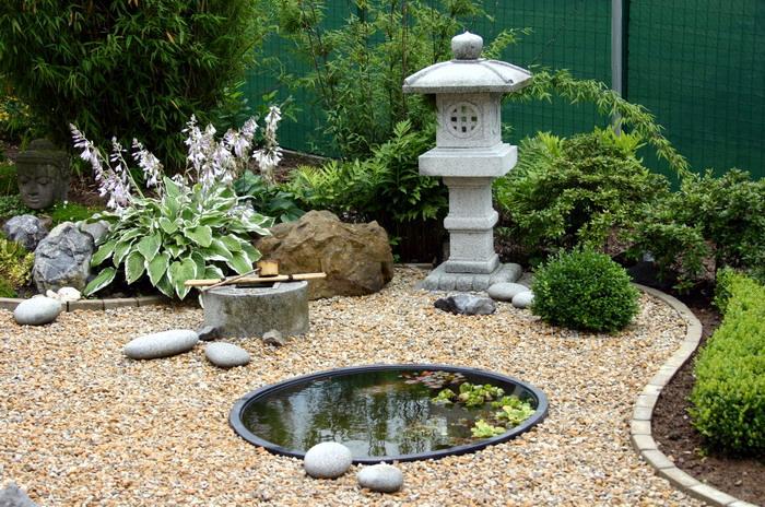 Créer un jardin japonais Bricolage maison