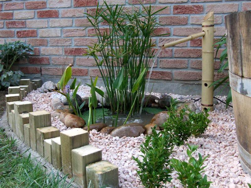 decoration exterieur jardin zen pierre le spécialiste de