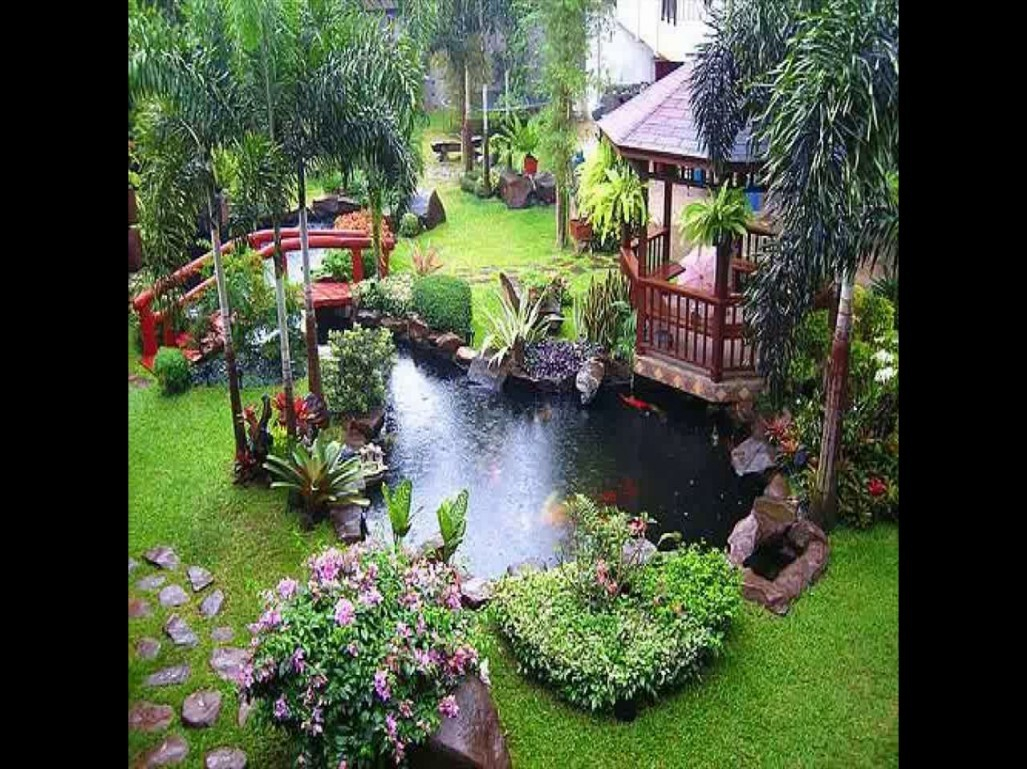 Idée déco jardin zen