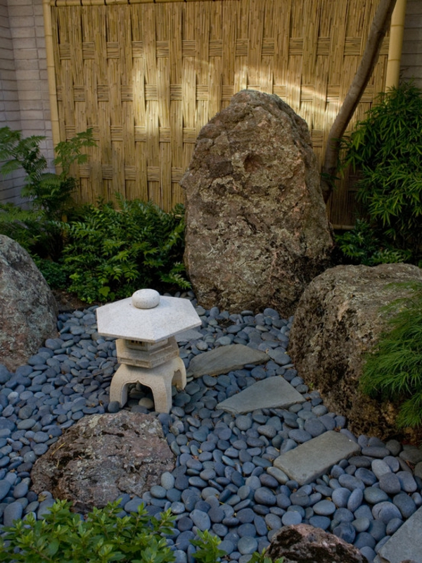 Le mini jardin japonais sérénité et style exotique