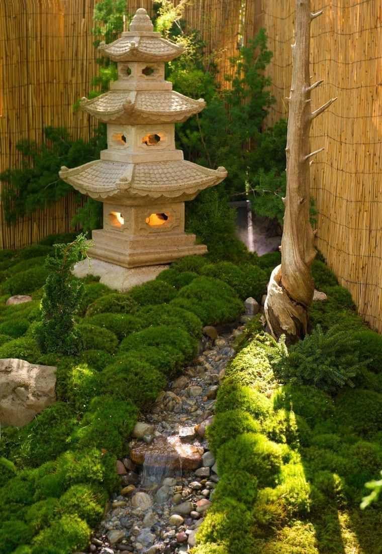 objet deco design exterieur zen Jardines zen
