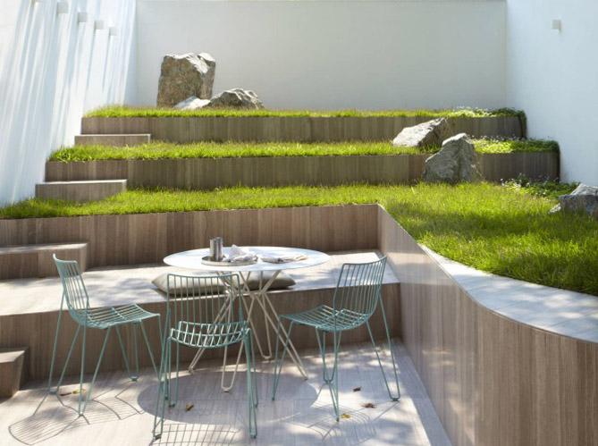 5 idées pour un jardin design Elle Décoration