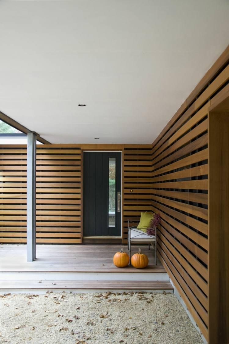 Déco mur extérieur beaucoup d idées design pour vos murs