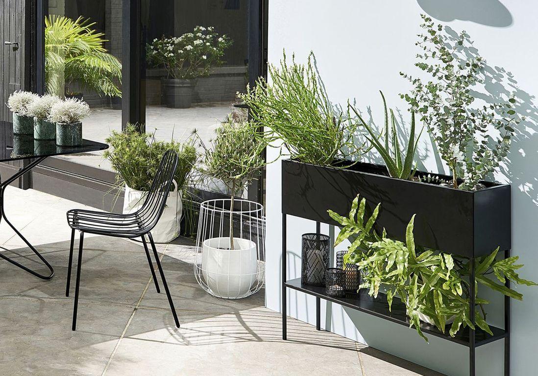Notre shopping de jardinières plus design que jamais
