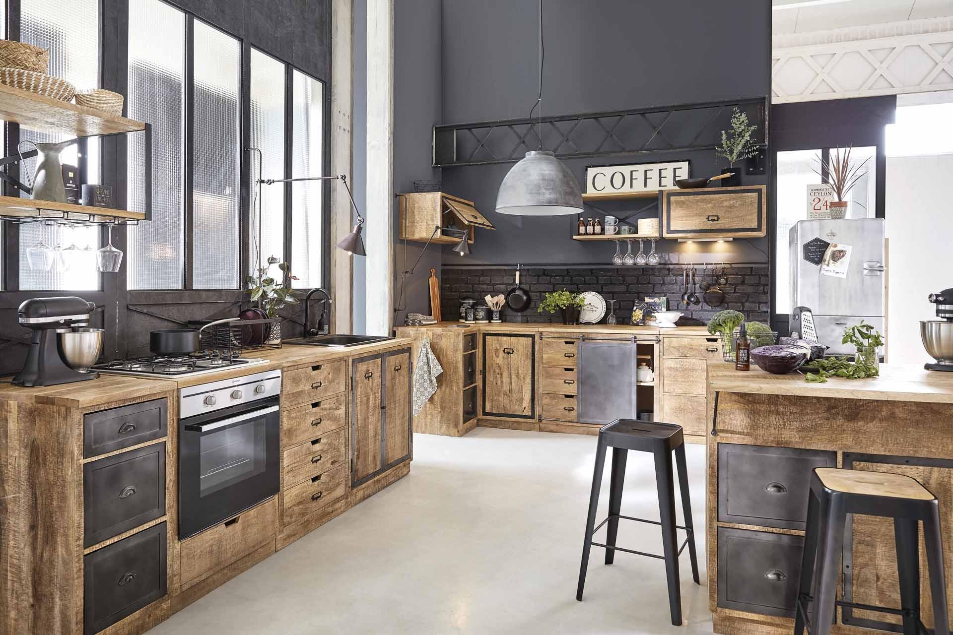 Déco Loft Industriel Adopter Le Style Loft Pour Sa Décoration