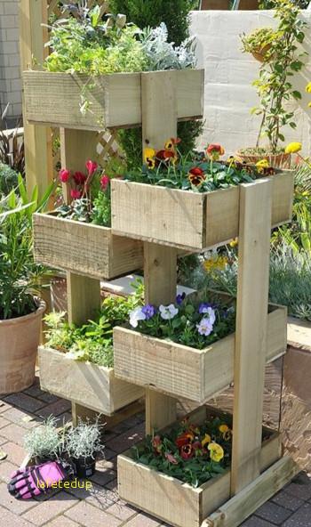 Fabriquer Une Jardiniere En Palette Pour Fleur Nouveau