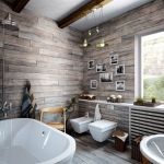 Deco Salle De Bain Bois Inspirations In Modern Family House Design – Adorable Home