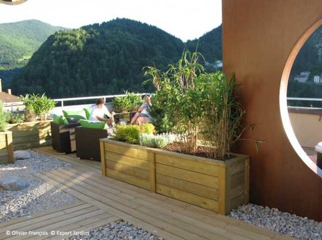 Deco Terrasse Zen Concept