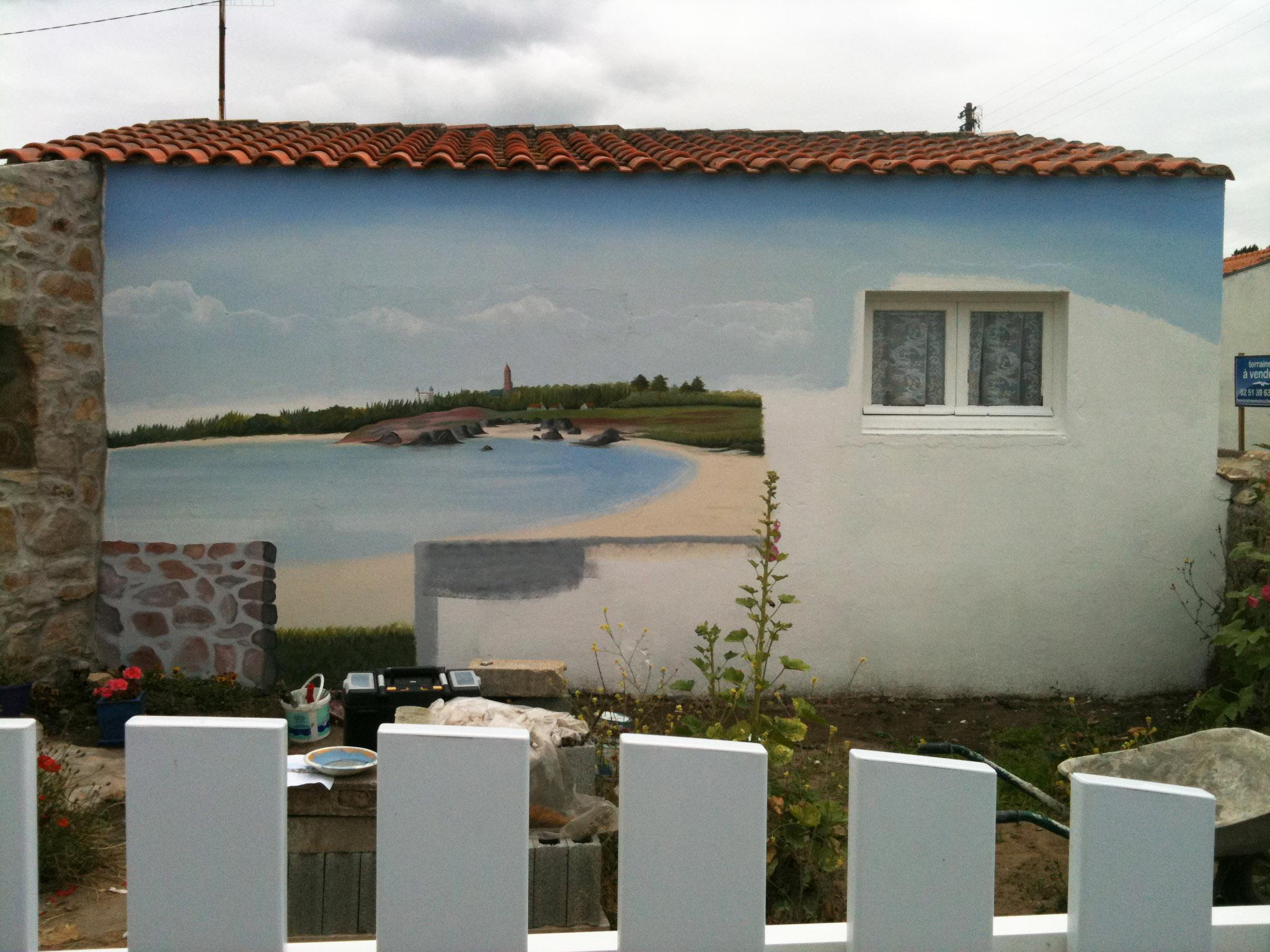 Decoration Murale Terrasse Des Idées